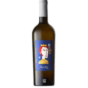 REFAMOSO Ravenna Bianco IGT 2018 (Chardonnay+Famoso) | TRERÈ